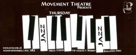 Thursday Jazz at Movement Theatre