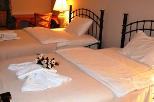 Double room – 75 USD