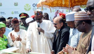 Olam Opens Two New Feed Mills in Nigeria