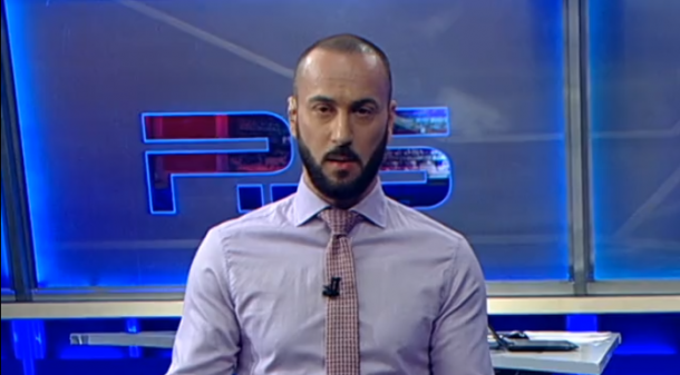 Giorgi Gabunia, host at TV Rustavi2 did not violate 7th principle