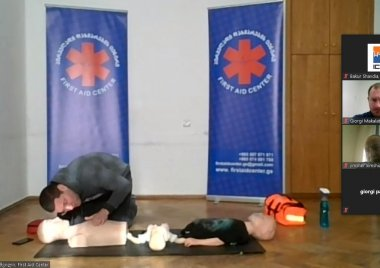 "Training ""Obligations of the Occupational Safety Specialist and First Aid"""