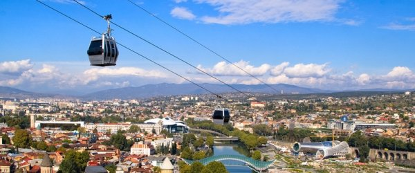 Tour from Tbilisi