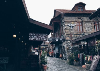 Tbilisi city tour and Kazbegi tour