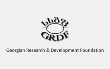 Georgian research and development Foundation
