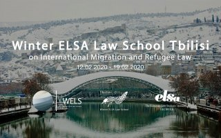 WELS Tbilisi on International Migration and Refugee Law
