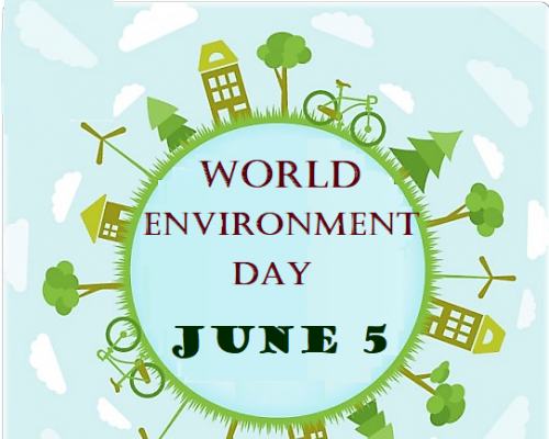 June 5 - World Environment Day