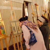 An Exhibition Organized in Connection with the 42nd Anniversary of the Enthronement of the Catholicos-Patriarch of All Georgia