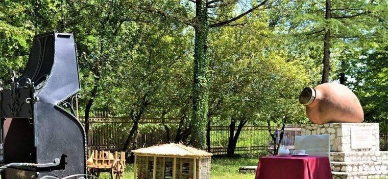 მარტვილი, სოფელი სალხინო,დადიანისეული XVllI საუკუნის მარანი