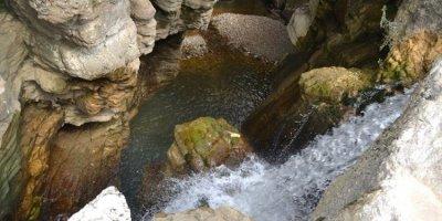 ტობას მეორე მღვიმე და ონიორეს ჩანჩქერი