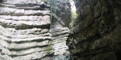 Arsen Okrojanashvili's Cave and Toba Chachkar