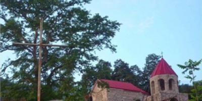 Tsachkhurus Monastery