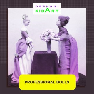 PROFESSIONAL DOLLS