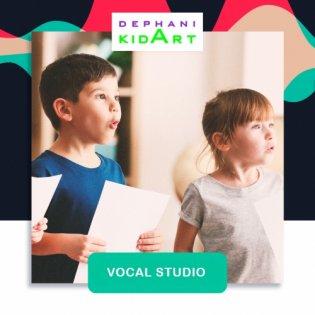 VOCAL STUDIO !