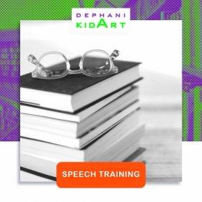 SPEECH TRAINING