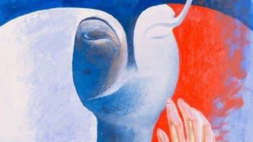 მარიკა კანდელაკის პერსონალური გამოფენა