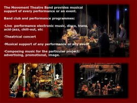 The Movement Theatre Band