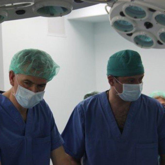 ქირურგიის სამსახური