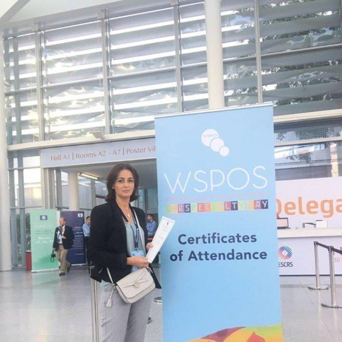 პედიატრიული ოფთალმოლოგიის და სტრაბიზმოლოგიის მსოფლიო ორგანიზაციის საერთაშორისო კონგრესი ვენაში