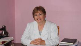 ლუიზა მარსაგიშვილი  ლაზერო-თერაპია