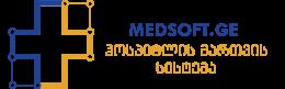 MEDSOFT - კლინიკის მართვის პროგრამა logo