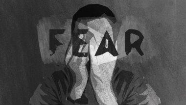 შიში_ახლო მეგობარი - დიმიტრი გობრონიძის ბლოგი