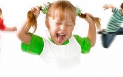ჰიპერაქტიური ბავშვი ნაწილი I