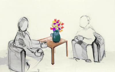 ნაბიჯი პირველი - ფსიქოთერაპიული სესიის აგება მაია ბეგაშვილისგან