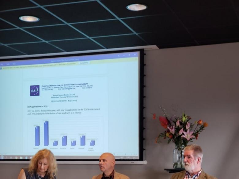 ინტეგრირებული ფსიქოთერაპიის ევროპული ასოციაციის  AGM 2019