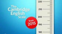 The Cambridge English Exam scale