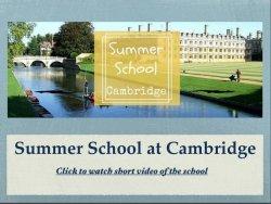 """სკოლა,, აკადემოსი"""" გთავაზობთ საზაფხულო სკოლას ინგლისში"""