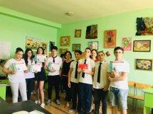 საერთაშორისო პროექტი - Junior Achievement USAID