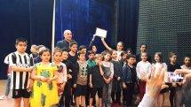 ბავშვთა საერთაშორისო დღისადმი მიძღვნილი კონცერტი