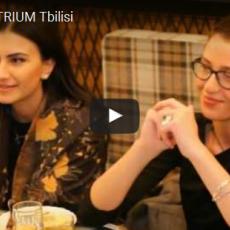 Restaurant ATRIUM Tbilisi