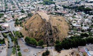 Day Tour to Uplistsikhe Cave City (II B.C.) and City of Gori