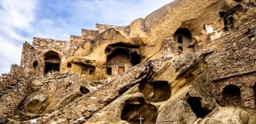 David Gareja Monastery and Sighnaghi City