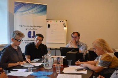 Journalist of news portal Itv.ge violated Charter's first principle