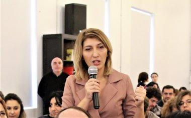 ნათია კუპრაშვილი - სარევიზიო კომისიის წევრი