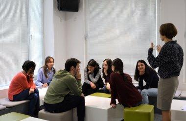 მედიაწიგნიერების უნარების განვითარება ახალგაზრდებში - გაეროს ბავშვთა ფონდისა და ქარტიის თანამშრომლობის ახალი ეტაპი