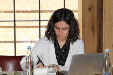 მარიკა დუდუნია - სარევიზიო კომისიის წევრი