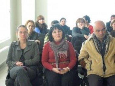 საქართველოს ჟურნალისტური ეთიკის ქარტიამ კახეთის რეგიონში შეხვედრები გამართა