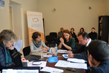 For.ge, reportiori.ge, digest.pia.ge, kvira.ge-ს ჟურნალისტებმა ქარტიის პირველი პრინციპი დაარღვიეს