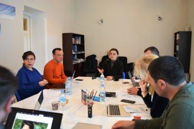 Journalist at Georgian Public Broadcaster violated 11th principle