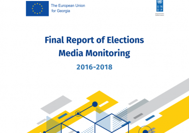 Election Mediamonitoring - Final Report 2016-2018
