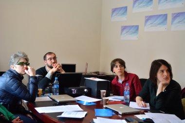 Mikheil Sesiashvili violated Charter's first principle