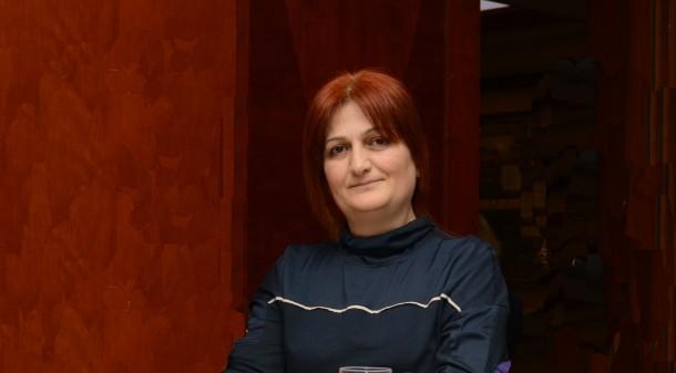 Maia Merkviladze - Board Member