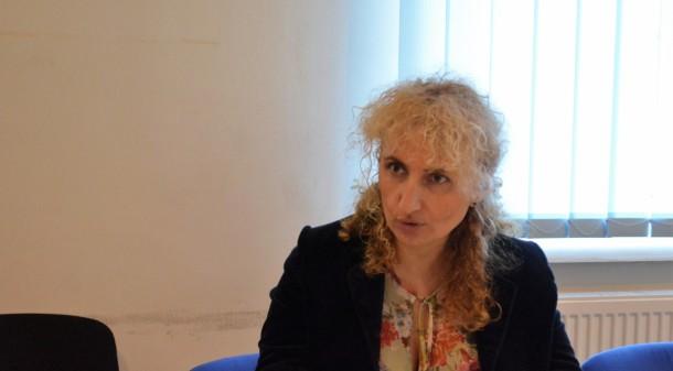 ნანა ბიგანიშვილი - ჟურნალისტური ეთიკის ქარტიის საბჭოს თავმჯდომარე