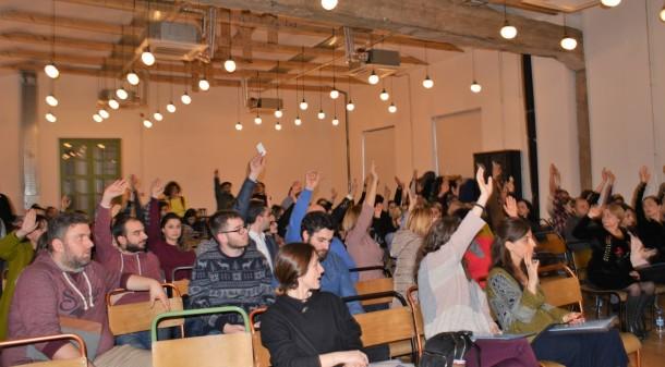 21 დეკემბერს ჟურნალისტური ეთიკის ქარტიის წევრთა საერთო კრება გაიმართება