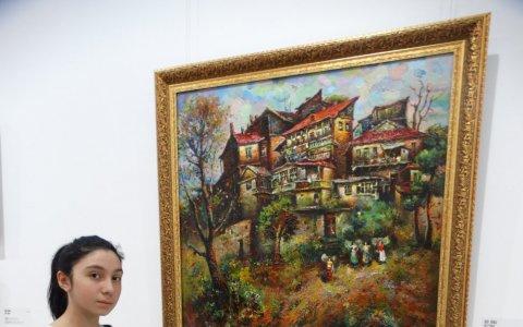 ,,ინკოგნიტოელები,, სტუმრად ქართული სახვითი ხელოვნების მუზეუმში ჟურნალისტი: ნინი ესებუა.