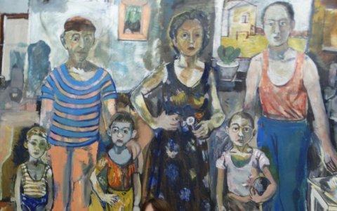 www.incognitotv.ge სტუმრად ხელოვნების მუზეუმში. ჟურნალისტი მარიამ თაფლაშვილი.