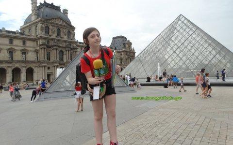 იმოგზაურეთ ,,ინკოგნიტოელ,, და დღეს იუბილარ მარიამ თაფლაშვილთან ერთად პარიზში.